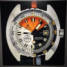 Naturally one of my personal favorites from Watch Portraits Show, currently on Stylish Watches, Cool Watches, Watches For Men, Men's Watches, Vintage Dive Watches, Fancy Clock, Seiko Mod, Gifts For Photographers, Men Necklace