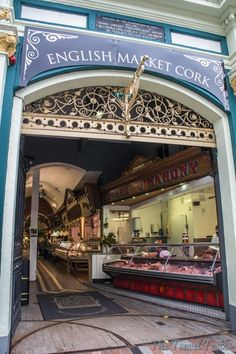 English Markets in Cork, - Augustus Collection leads FAM trip to Cork http://www.augustuscollection.com/augustus-collection-leads-fam-trip-cork/