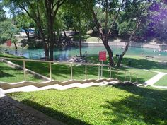 New Braunfels Vacation Rental - VRBO 84458 - 2 BR Hill Country Condo in TX, Here it is....the Texas River Condo: 333 S. Gilbert