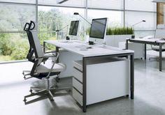 Schreibtische DeskLine - OKA, ergonomische Schreibtische