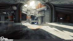 Unreal Tournament - Outpost23 - Polycount Forum