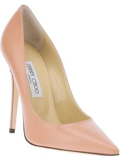 Jimmy Choo Stiletto Pump in Pink | Lyst