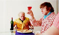 'A Clockwork Orange', 1971 - gif