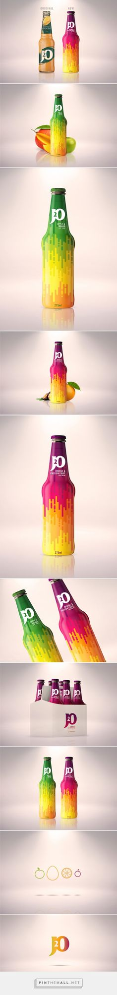 The J20 Project (Concept) on Packaging of the World - Creative Package Design Gallery - http://www.packagingoftheworld.com/2015/05/the-j20-project-concept.html