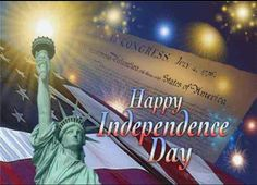 Happy Independence Day everyone!!☆