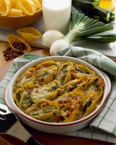 Un primo piatto gustoso da fare in alternativa alle classiche lasagne. La preparazione non è per nulla complessa