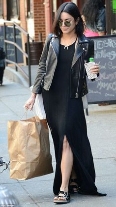 10 Looks que demuestran que Vanessa Hudgens es la definición de estilo