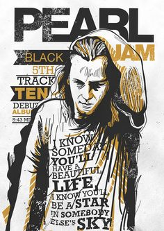 Black by Pearl Jam by grazrootz on DeviantArtYou can find Pearl jam and more on our website.Black by Pearl Jam by grazrootz on DeviantArt Pearl Jam Quotes, Pearl Jam Lyrics, Rock And Roll, Pop Rock, Rock Posters, Band Posters, Retro Posters, Pearl Jam Posters, Pearl Jam Eddie Vedder