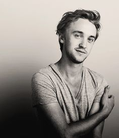 Welcome Draco Malfoy lovers! This is a blog dedicated to Tom Felton! So if you love Tom Felton, go...