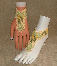 Foot and hand band