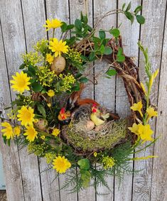 Spring Wreaths for Front Door, Spring Decor Grapevine Wreath, Daisy Wreath Farmhouse Decor, Spring Decorations, Summer Wreath Summer Decor Wreaths For Front Door, Door Wreaths, Grapevine Wreath, Summer Wreath, Spring Wreaths, French Cottage Style, French Country, Farmhouse Decor, Rustic Decor