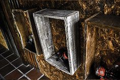Repisa 35X50CM  Acabado natural o patinado en madera antigua. Costo X Unidad: 40.000 pesos Canning, Natural, Metal, Table, Furniture, Vintage, Home Decor, Antique Wood, Unity