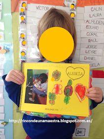 """Rincón de una maestra: El libro viajero """"Vivimos las emociones"""" Coral, Triangle, Classroom, Frame, Decor, Maps, Preschool Farm, Activities For Kids, Teachers"""