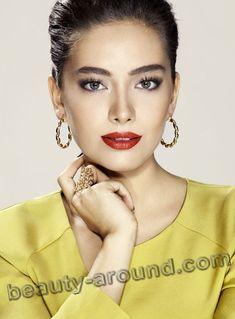 Neslihan Atagyul beautiful Turk actress photo