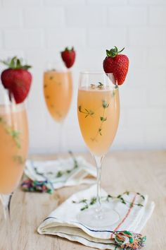 Ready for a fresh, fun variation on a classic cocktail? Try this twist on a mimosa this weekend! ...