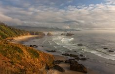 Ecola State Park by Alan Rolfe on 500px