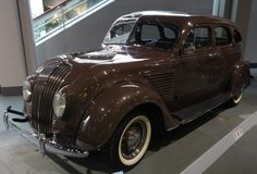 1934 DeSoto Airflow SE