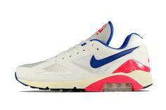 "Nike Air Max 180 OG ""Ultramarine"" | Hypebeast Mobile"