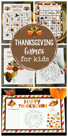 Thanksgiving Games and Activities for Kids-Print and play these fun games and activities for kid while the turkey cooks! Thanksgiving Bingo, word search, coloring pages and Don't Eat Pete. #thanksgiving #thanksgivingfun #kidsactivties Thanksgiving Bingo, Thanksgiving Word Search, Thanksgiving Messages, Thanksgiving Activities For Kids, Thanksgiving Traditions, Thanksgiving Crafts, Thanksgiving Decorations, Thanksgiving Prayer, Thanksgiving Cookies
