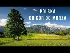 Poland - Landscapes of Poland Montessori, Diy And Crafts, Homeschool, Education, Film, Nature, Youtube, Travel, Geography