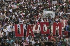 El Consejo Universitario de la UACM expresa solidaridad con la CNTE, Ayotzinapa y por la libertad de expresión