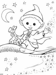 die 27 besten bilder von sandm nnchen boy scouts coloring pages for kids und colouring pages. Black Bedroom Furniture Sets. Home Design Ideas