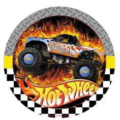 Hot Wheels Fire Tire Birthday Boy Shirt Add Name & AGE Personalized for Family Birthday Party by on Etsy Hot Wheels Birthday, Hot Wheels Party, Festa Monster Truck, Monster Trucks, Birthday Boy Shirts, Boy Birthday, Truck Toppers, Kit Digital, Ideas Para Fiestas