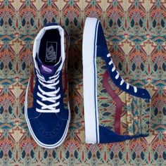LIBERTY for Vans Classic Holiday 2013 Collection