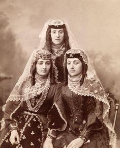 Picture of Georgian women
