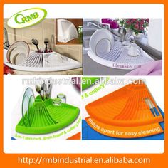 Corrosion resistant dish plate organizer space save drying dish rack, View dish rack, dish rack Product Details from RMB Industrial-Houseware Co., Ltd. (Ningbo) on Alibaba.com