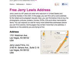 Write to Jerry!