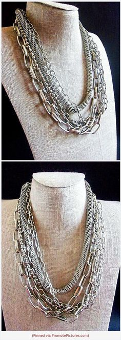 Sterling silver 17 squared snake chain necklace with beads bright shine chocker 925 vintage