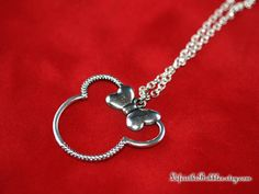Hey, I found this really awesome Etsy listing at https://www.etsy.com/listing/177555556/minnie-mouse-magical-tibetan-silver-with