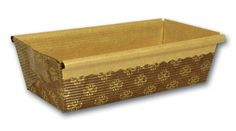 Paderno World Cuisine 6 34 Inch by 3 78 Inch by 2 Inch Rectangular Paper Loaf Molds Set of 1000 ** Read more reviews of the product by visiting the affiliate link Amazon.com on the image.