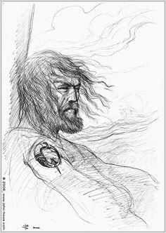 Beowulf Sails Home