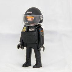 Playmobil Custom Policia Nacional Geos