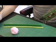 How to make a clover from Horton Hears A Who and Seussical - YouTube