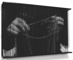 Hong Sung Chul, String sculpture.