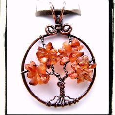 All kinds of wire jewelry tutorials