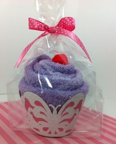 For You, My Fuzzy Cupcake!