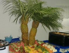 Luau Centerpiece Idea