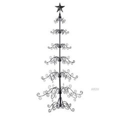 Ornament Trees - Brown Natural 42 - Elegant yet rustic ornament ...