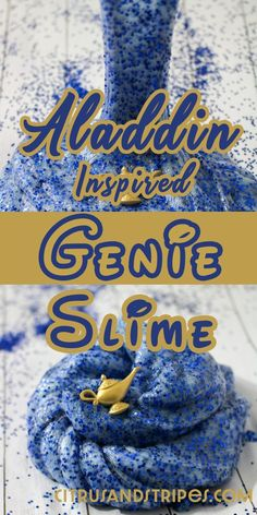 Aladdin's Genie Slime Recipe Make this easy DIY borax free slime with the kids! Easy and fun kids activity for anyone who loves Aladdin! DIY slime recipe the kids with love. The post Aladdin's Genie Slime Recipe appeared first on DIY Crafts. Diy Crafts For Kids Easy, Projects For Kids, Fun Crafts, Easy Diy, Kids Diy, Movie Crafts, Homemade Slime, Diy Slime, Sand Slime
