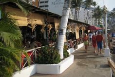Cuates y Cuetes restaurant with nightly live jazz starting at 7:30. The Official Puerto Vallarta Travel Guide