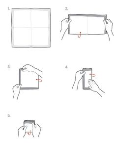 How to Stick Out Your Chest: Pocket Squares