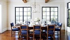 Modern Country Cottage Dining Room - 7 Design Essentials