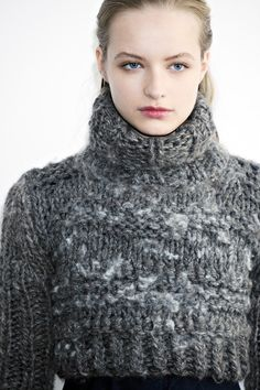 knitwear designer Amanda Henderson