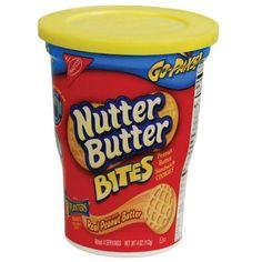 Nutter Butter Bites Diversion Safe
