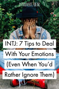 Here are science-backed tips for people of the INTJ personality to deal with their emotions — even when they'd rather ignore them. person INTJ: 7 Tips to Deal With Your Emotions (When You'd Rather Ignore Them) Monday Humor Quotes, Quotes Quotes, Cover Quotes, Poetry Quotes, Introvert Problems, Introvert Quotes, Intj T, Infp, Intj Humor