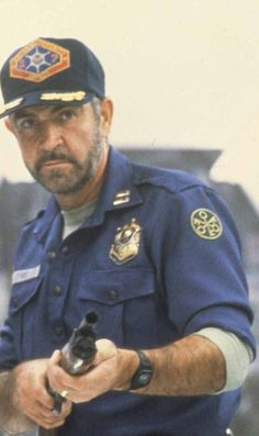 Sean Connery in Outland Film Man, Film Movie, Sean Connery, Recent Movies, New Movies, James Bond, Marshall Williams, Sci Fi Comics, Scottish Actors